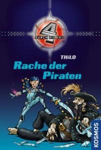 Raketa auf dem Cover von Bd. 2 ©Kosmos Verlag