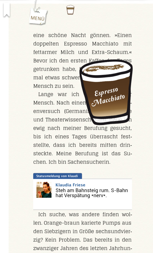 Screenshot Coffeeshop
