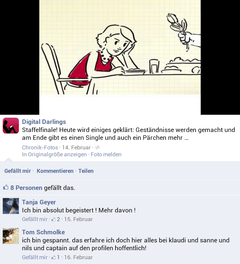 """Coffeeshop"" bei Faecbook"