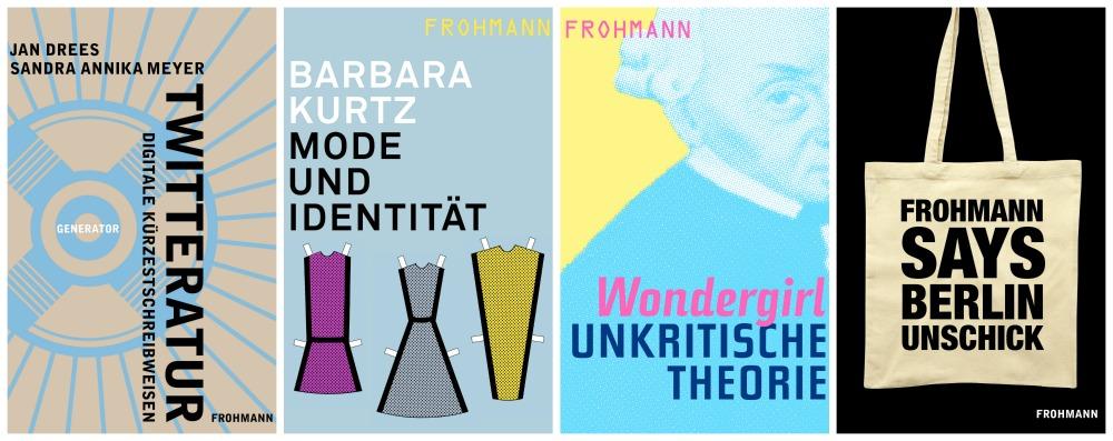 Cover Frohmann Verlag