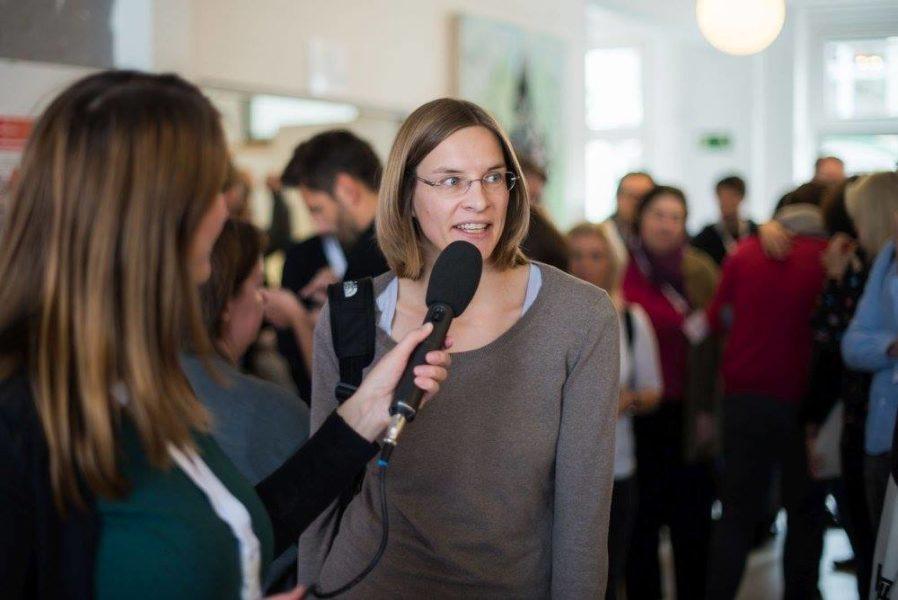 CommunityCamp Berlin - Charlotte Reimann